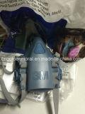 Лицевой щиток гермошлема респиратора от пыли 7502 с фильтром