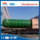 Flüssiger Sauerstoff-Sammelbehälter-Druckbehälter/kälteerzeugendes Becken
