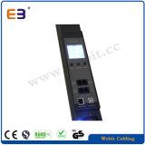 Armario inteligente PDU 0u instalación vertical de la unidad de distribución de energía