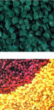 Plastik-pp.-Körnchen, welche die Maschine PET Flocken pelletisieren Zeile 300kg bilden