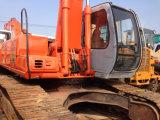 Excavatrice utilisée 210LC-5 de chenille de Hyundai à vendre