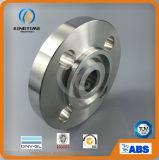 Aço inoxidável duplex flange WN flange forjados a norma ASME B16,5 (KT0106)