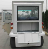 4 مقاعد وافق رخيصة كهرباء سيارات الركوب CE