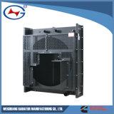 Radiador de aluminio del generador de Radaot del generador de Cummins del radiador de Kta19-G4-5 Genset