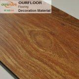 Планки PVC WPC Vinyl Click Floor/Vinyl Flooring с Wood Grain