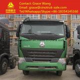 中国の製造者のSinotruk HOWO 6*4のトラクターヘッド