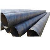 SSAW спираль стальной трубопровод для транспортировки жидкости