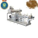 alimentação dos peixes da máquina do alimento de peixes que faz a máquina