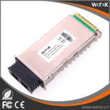 Совместимый модуль приемопередатчика 10GBASE-LR X2 для SMF, длины волны 1310 nm, 10km, разъем MSA Complian SC двухшпиндельный на сбывании
