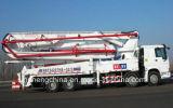 camion della pompa per calcestruzzo di 37m Sinotruk HOWO 6X4 371HP