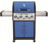 ETL/Ce/Sai에 의하여 증명서를 주는 6burner 옥외 가스 BBQ 석쇠 바베큐 흡연자