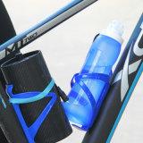 550ml Outdoor Sports Bouteille d'eau pliable pliable en silicone avec LFGB transmis
