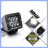 für Auto-Motorrad 18W CREE 6 LED Arbeits-Licht