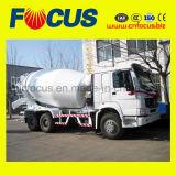 Sinotruck HOWO 6X4 8cbm, 9cbm, 10cbm, 12cbm Hormigonera Camión con bajo precio