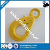 G80 поддельных легированная сталь пересмотренный тип глаз Selflocking крюк