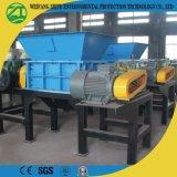 De madera/difícilmente bloquear/basura sólida plástica/municipal/desfibradora comercial del neumático/de la chatarra