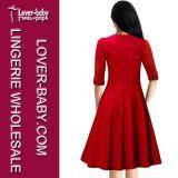 Платье женщины вечера официально вскользь (L36068-1)