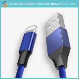 2m Nylon umsponnener Typ c-Kabel USB-3.1 für iPhone 5/5s/5c/Se iPhone 6/6s/Plus