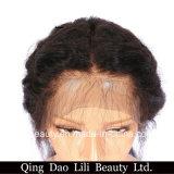 Black Women를 위한 Silk Base를 가진 비꼬인 Straight Full Lace Wigs