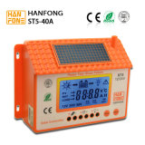 Controlador solar híbrido aprovado 40A da carga de RoHS do Ce