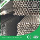 백색 회색 물 공급 ASTM D 1785년 Sch 40 2 인치 PVC 플라스틱 관 관