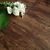 Bois commerciaux Revêtements de sol en vinyle PVC Pattern sécher l'arrière de plancher en vinyle