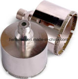 Bester verkaufengalvanisierendiamant-Bohrmeißel für keramisches