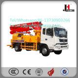 Camion Camion-Montato serie delle pompe per calcestruzzo della pompa per calcestruzzo 38m da vendere