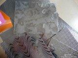 El acero real de la decoración de la alta calidad caliente de la venta graba para la hoja de acero inoxidable Textured