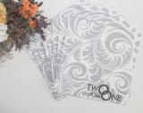 Serviettes de papier de Customiaed avec le logo estampé