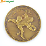 Настраиваемые цинкового сплава металла спортивные медали