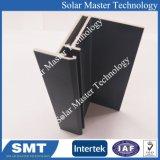 Les profils en aluminium 6063 T5 pour les panneaux solaires