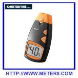 MD814デジタルのセリウムが付いている木製の湿気のメートル