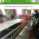 PVCタケファイバーの天井の壁のパネル・ボードの製造業の機械装置