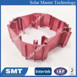 Anodisé complète du support de montage solaire Profil en aluminium
