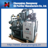 Zyd Transformador de vacío de la planta de filtración de aceite de máquina de regeneración de ácido