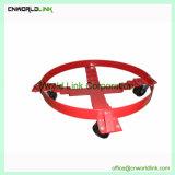 別の直径の円形の鋼鉄圧延のバケツの発動機のトロッコ