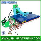 Clothing Mug를 위한 t-셔츠 Mug Sublimation Heat Press Machine Combo Heat Presses