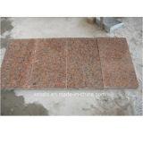 Tuile de marbre / granit de pierre naturelle bon marché en Chine