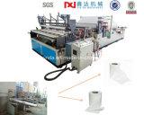 Totalmente automático de alta producción Cortador de papel higiénico Precio máquina de hacer