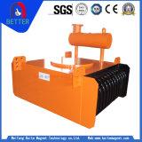 Petróleo-Enfriamiento aprobado de la serie Rcde-4 del SGS electromágnetico/separador de la suspensión para la rafadora/el mineral del estaño/de hierro