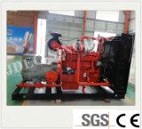 Planta de energía de biogás Setwith generador de la ISO (75kw).