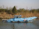 중간 크기 물 쓰레기 청소 배/회수 배