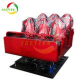 Easyfun 6 стульев гидравлической системы домашнего кинотеатра 5D симулятор домашнего кинотеатра