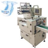Embalagem de descarte descartável Fralda de bebê Embalagem de tecido que faz a máquina