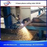 CNC H Machine van de Verwerking van het Knipsel van het Plasma van het Staal van de Straal de Het hoofd biedende Boor