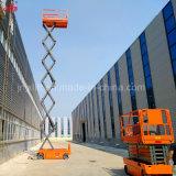 使用される中国ベストセラーの最上質10m 500kgの可動装置は低価格の上昇のプラットホームを切る