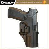 Holster militar tático da pistola de Serpa