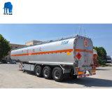 42000 litros trailer do caminhão-tanque para o transporte de óleo de palma do Reboque