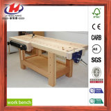 Festes Holz-Stoßverbindung-Vorstand-Arbeits-Tisch